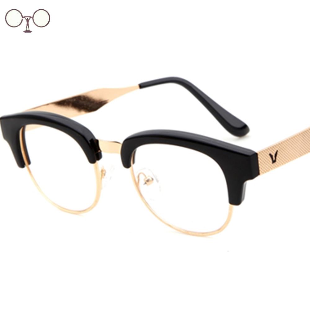 56346010fd9c Vintage Half Frame Ladies Glasses