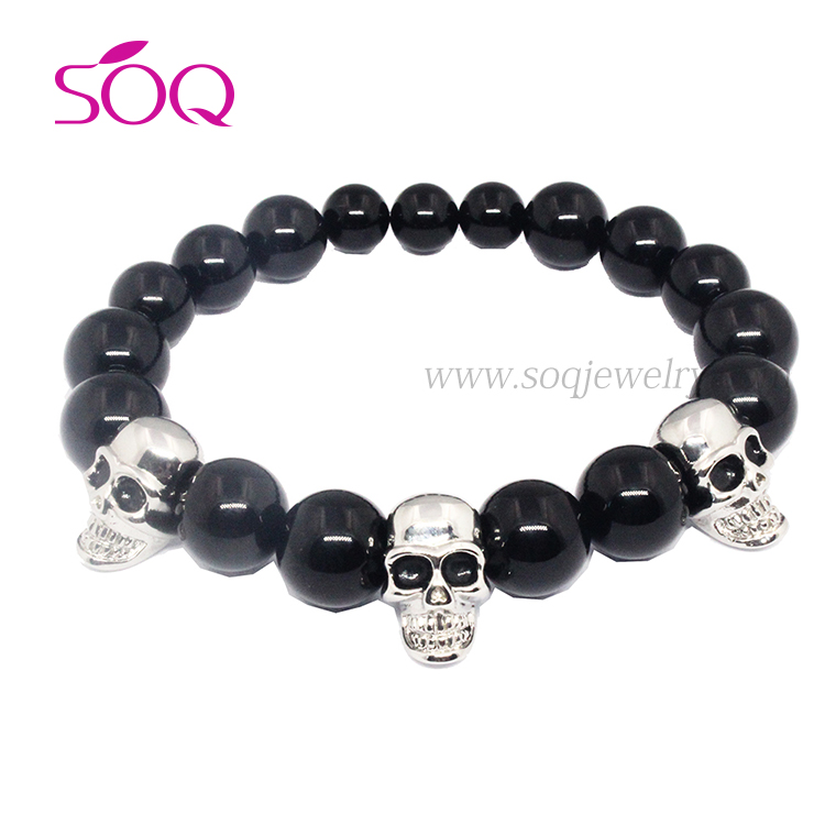 Skull Bracelet, Skull Bracelet Suppliers and Manufacturers at ...