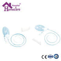 CE/ISO13485/FDA Approved Medical Disposable Silicone Suction Reservoir and Flat Drain with Tube