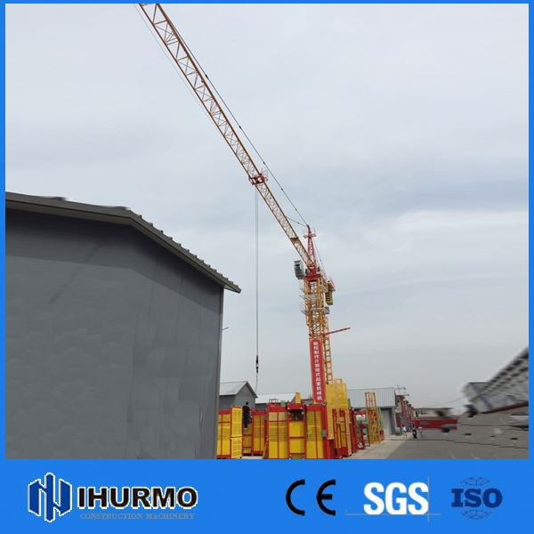 Economic qtz 31.5 tower crane