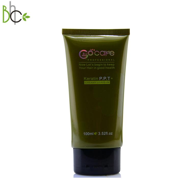 Keratin P P T Creamy leave-in conditioner, View leave-in conditioner,  Gocare Product Details from Bingo Hair Cosmetic Manufacture Ltd  on  Alibaba com