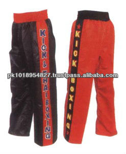 Pantanones Largos Kick Boxing