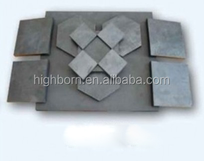 Silicon Carbide Bulletproof Plate/SIC Armor Ceramic/Silicon Carbide Armor Ceramic