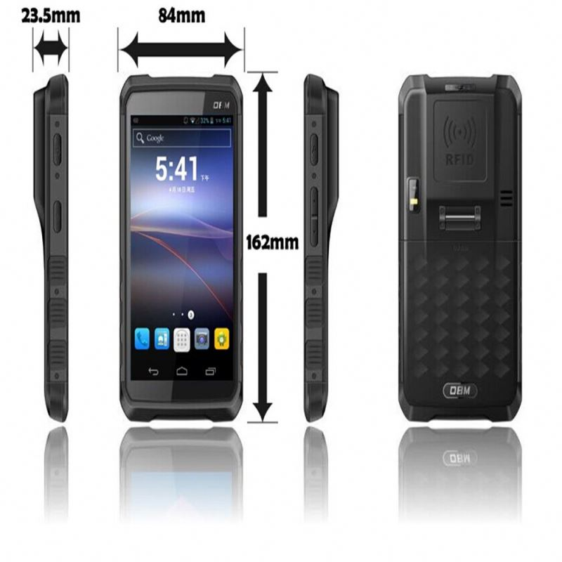 Pda Windows Mobile 6 5 Rugged Android Handheld Product On