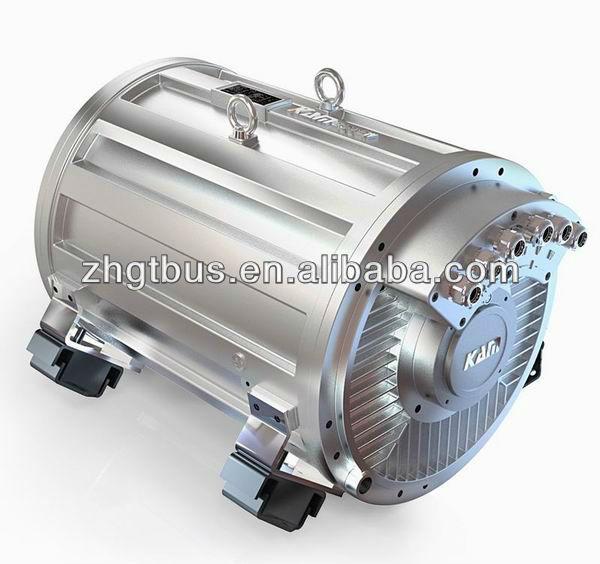 Waterkoeling hoge efficiency elektrische voertuigen for Liquid cooled ac motor