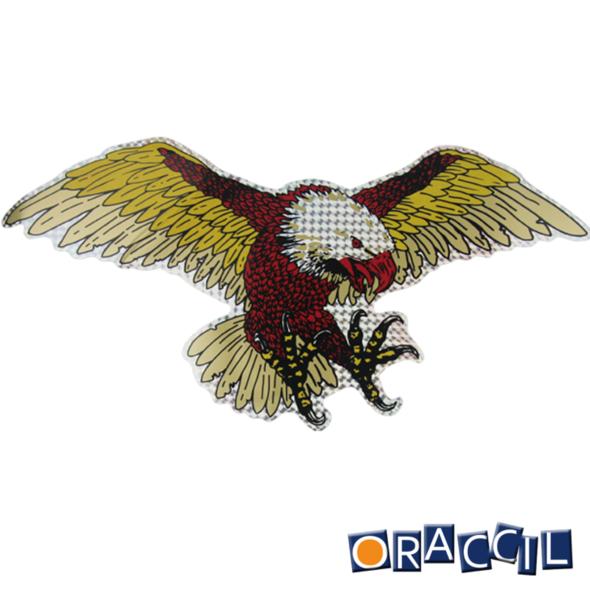 Adhésif Logo Sur Vinyle Personnalisé Impression Étanche Voiture qOH118