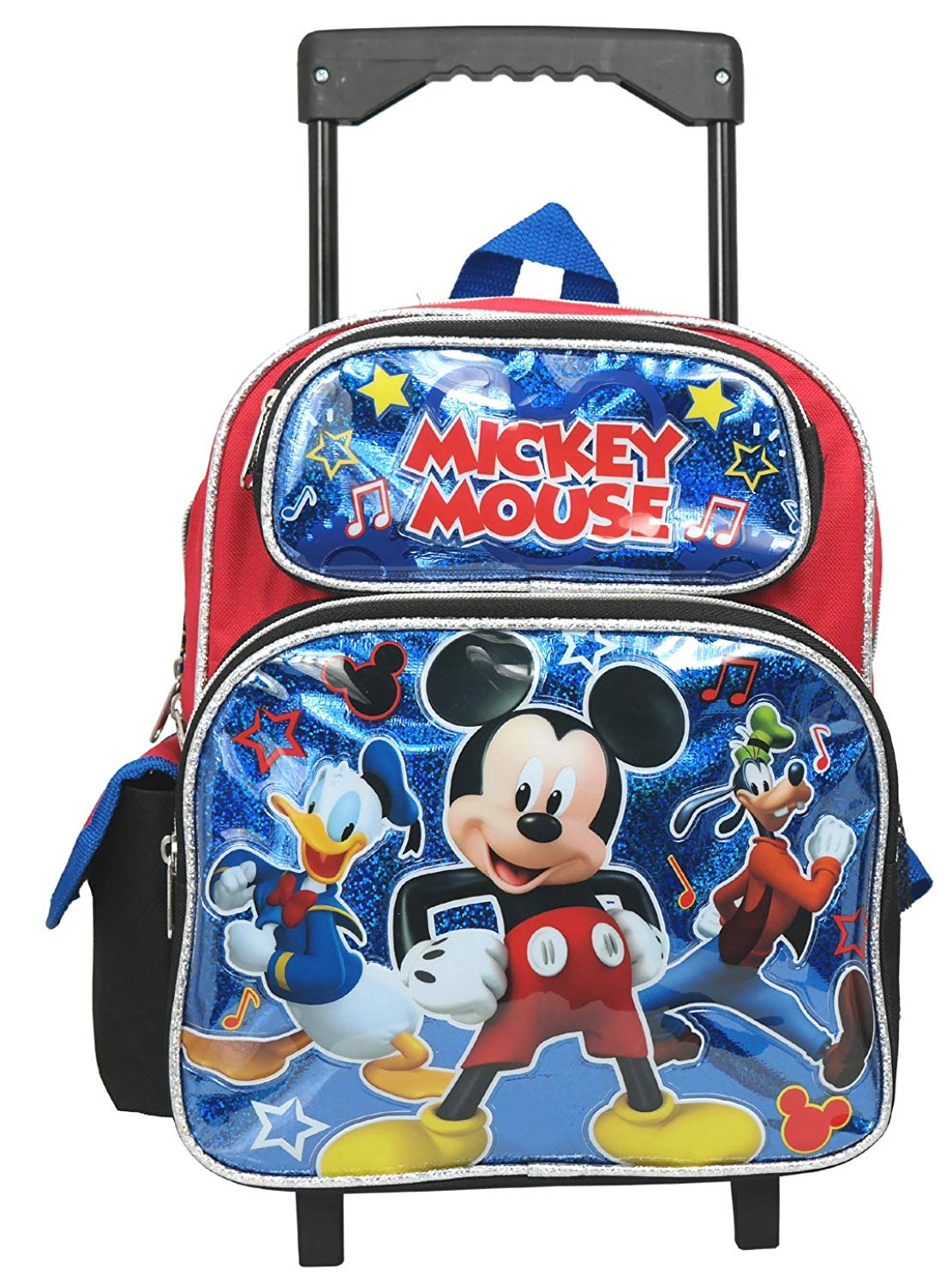 ea004a9b73 Disney Minnie Mouse 12 Toddler Rolling Backpack- Fenix Toulouse Handball