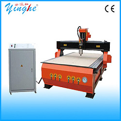 Outdoor Advertising Poster working accurately cnc router