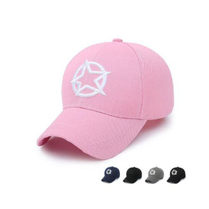 50c1caa8774 Promotional high quality custom made golf baseball cap hat