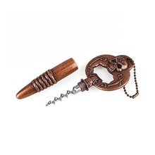 Corkscrew wine opener