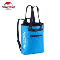 Naturehike15L Daily Backpack Men and women leisure sports bag small bag Messenger bag chest pack riding pack ultralight