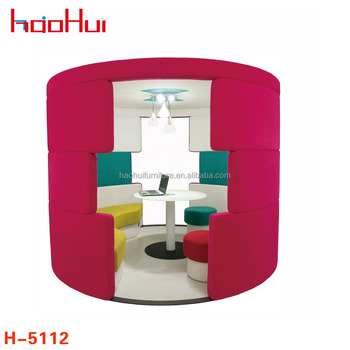 office meeting pods. Fine Office Hot Sell Office Furniture Round Meeting Pod With Builtin Lights In Foshan On Office Meeting Pods