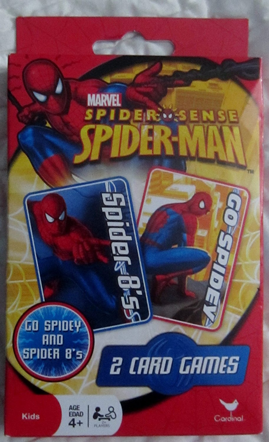 Buy Marvel Spider Sense Spiderman 2 Card Games In Cheap Price On