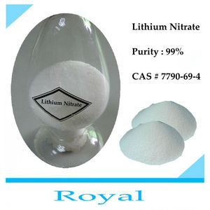 High Quality Lithium Nitrate 99% LiNO3