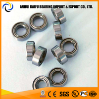 Friction less Roller skates bearings sizes 8*16*5 688ZZ