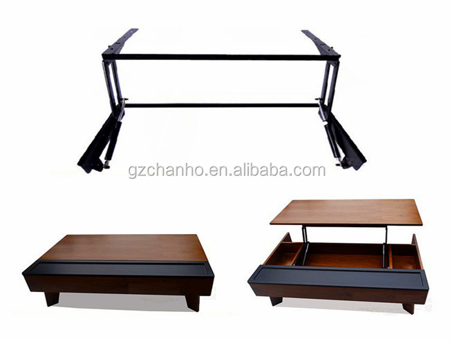 New Design Lift Up Hinge Coffee Table Elevating Mechanisms Ch F10 Buy Coffee Table Elevating