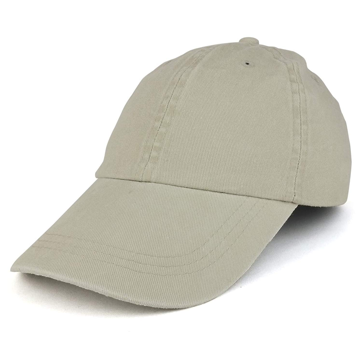 bf14c443711 Get Quotations · Youth Pigment Dyed Soft Cotton Twill Washed Low Profile Cap