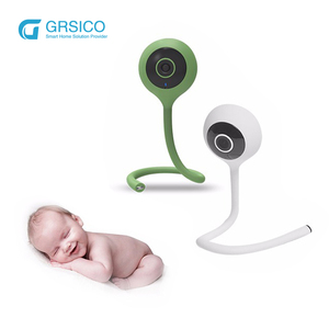Two Way Audio Wireless WIFI Remote Baby Monitor Camera for Tuya APP Smart Home Security System