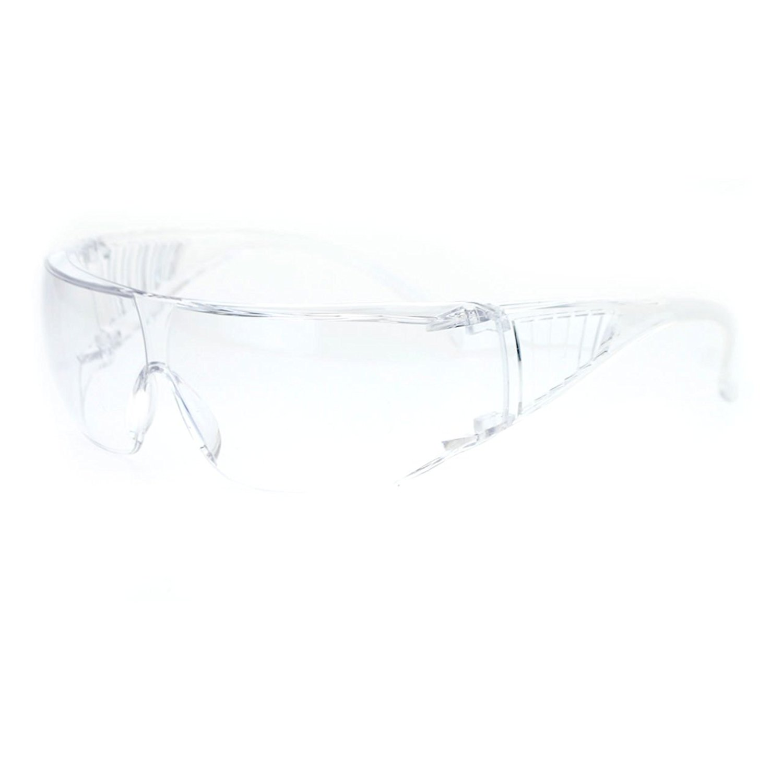 344d783cc7e0c Get Quotations · Fit Over Goggle Sunglasses Safety Glasses Wear Over  Prescription