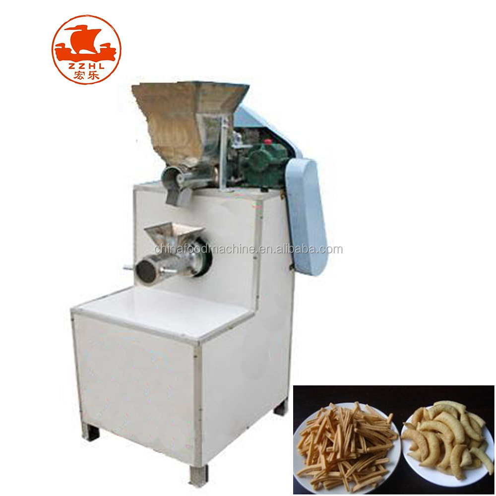 high efficiency closed style corn/rice puffing machine HYKLG-02/corn and rice extruder