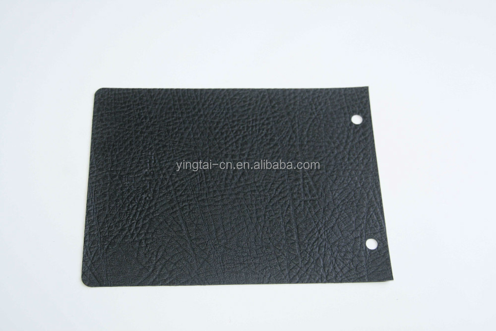 papers cover pvc leather