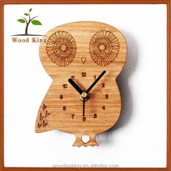 Bambus Und Holz Farbe Mode Kreative Eule Kuhlschrankmagnete