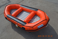 CE durable 1.8mm pvc inflatable drifting river raft boat cheap price for sale