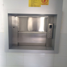 Vertical Elevator Saving Meals Lift Food Dumbwaiter with no machine room