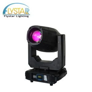 Shopping Site Chinese Online 7Colors Zoom Moving Light LED Beam Spot Wash 300