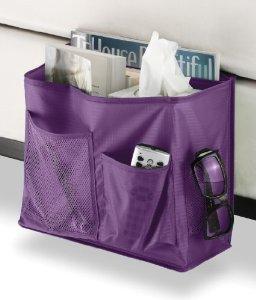 Bedside Storage bedside caddy,bedside pocket,hanging bedside organizer,new design