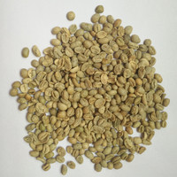 USD2300 PER MT 2017 NEW Crop Middle East Kuwait Yemen Market Screen 12 to 15 AB Grade Chinese Yunnan Arabica Green Coffee Beans