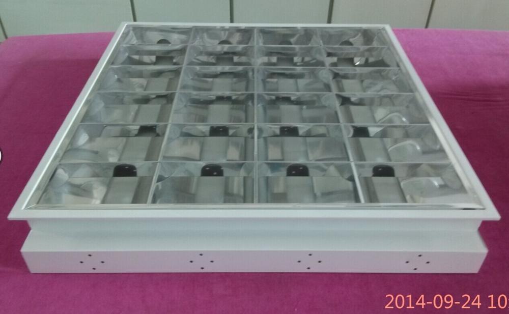 Hot Sale 600x600mm Led Grill Panel Light Led Tube Fixture