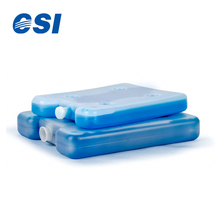 Fit verse lunch box slim dunne cool cooler gel ice pack baksteen voor voedsel opslag ice box