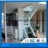 Laminated glass specifications for 4mm clear+0.38pvb+4mm clear tempered glass