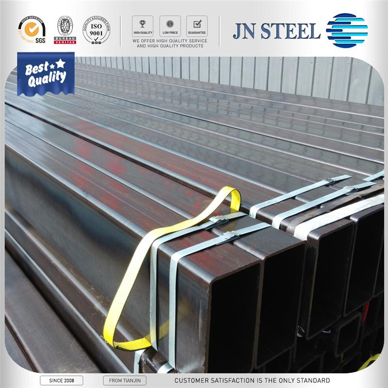 DIN 2395 Steel Hollow Section square steel tube with best quality for construction