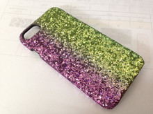 Mobile Phone Accessories Glitter Shining Bling Mobile Phone Case For Iphone 7