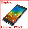 China Best Price Lenovo P70-T Android 4.4 MTK6732 Quad Core 1GB/2GB Ram 8GB/16GB Rom 4G LTE Googel Play Lenovo Smart Phone