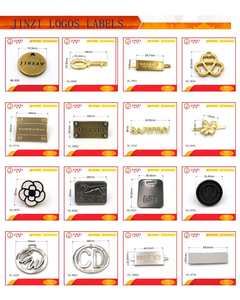 tag handbags - Handbag Metal Logo,Bag Round Metal Tag,Metal Name Tag - Buy Gold ...