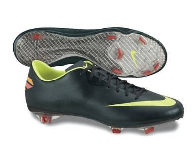 quality design 2d3d7 b31e3 Get Quotations · Nike Mens Mercurial Vapor VIII FG White Black Red Soccer  Cleats US 7