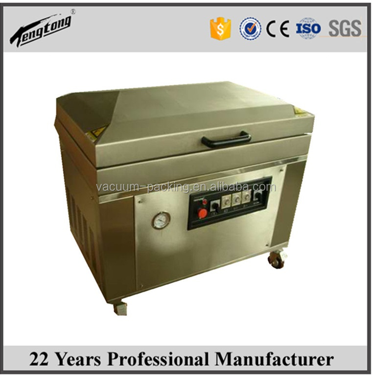 Electronic products Big single chamber vacuum packing machine DZD-500/SD
