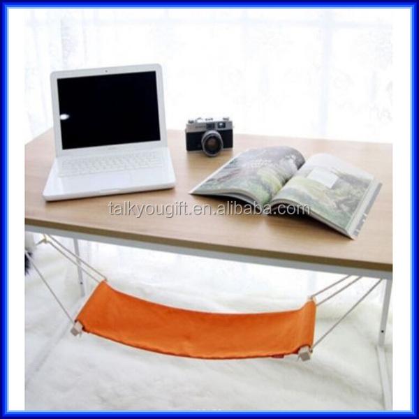 hot selling under desk foot rest mini home hammock office adjustable control desk hammock
