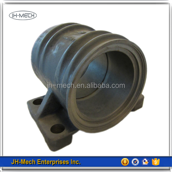 Ductile Iron ASTM A536 65-45-12 Casting for American Market