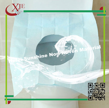 Packed For Travel Toilet Seat Cover Paper,portable Toilet Paper