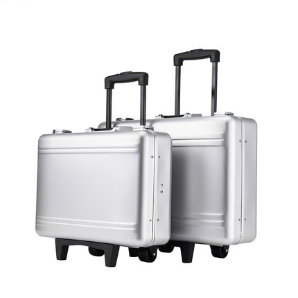 Custom-Made Multipurpose Professional Aluminum Tool Trolley Case With Wheels