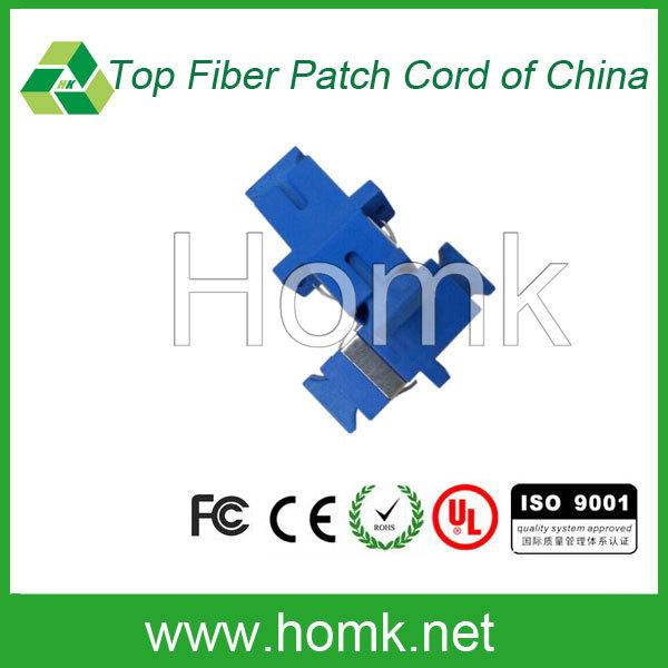 Homk Green SC APC SM MM Optical Adapter