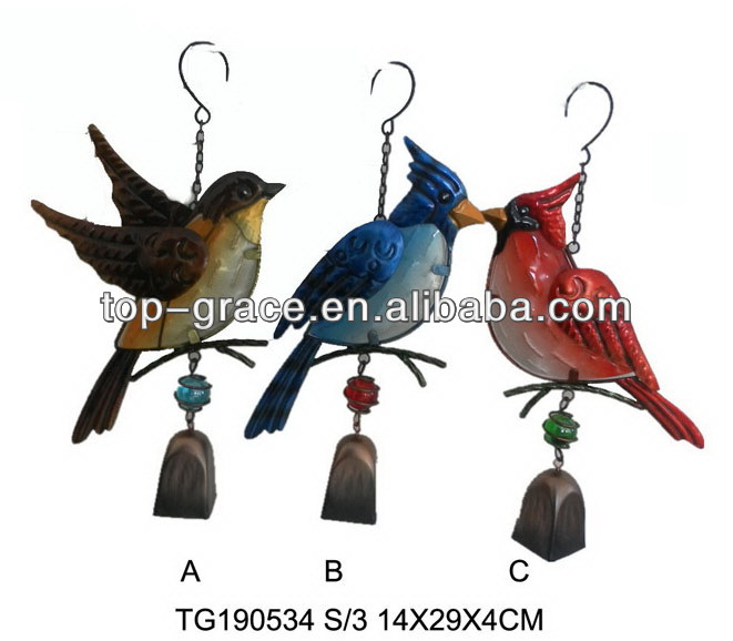 Metal antique wind chime