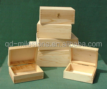small unfinished wooden craft box to decorate wholesale & Small Unfinished Wooden Craft Box To Decorate Wholesale - Buy ... Aboutintivar.Com