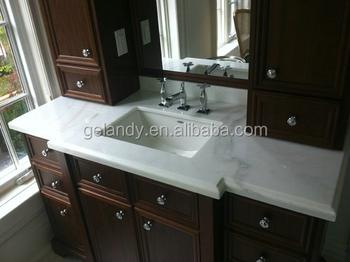 Manufactured Quartz Vanity Countertops Bathroom Vanities
