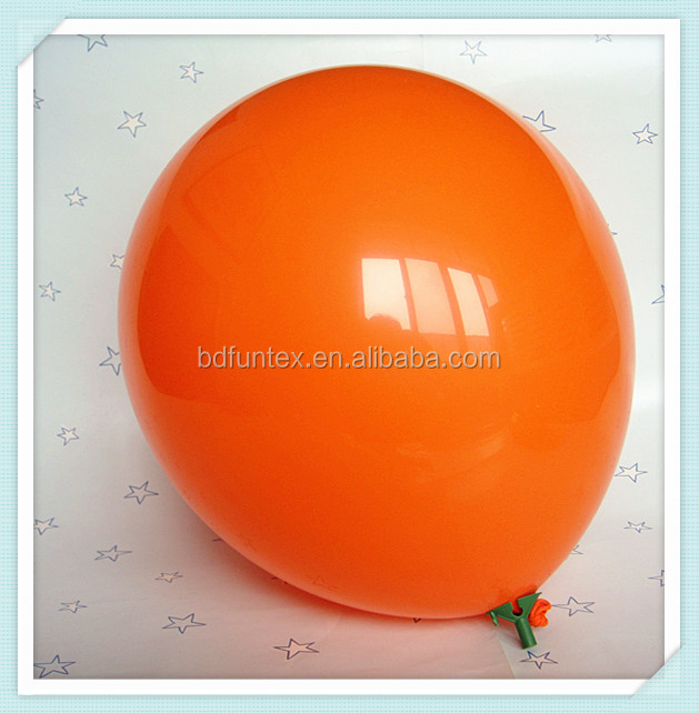 china latex plain balloons globos for party decoration