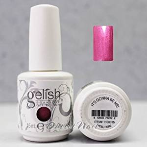 Harmony Gelish Gel Polish - KUNG FU PANDA 2015 Collection @ Pick ANY Color 15mL 1100015 It's Gonna Be Mei